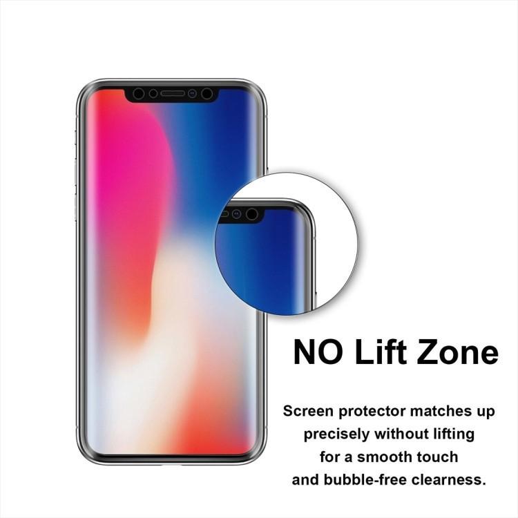 3D защитная пленка на весь экран на Айфон 11