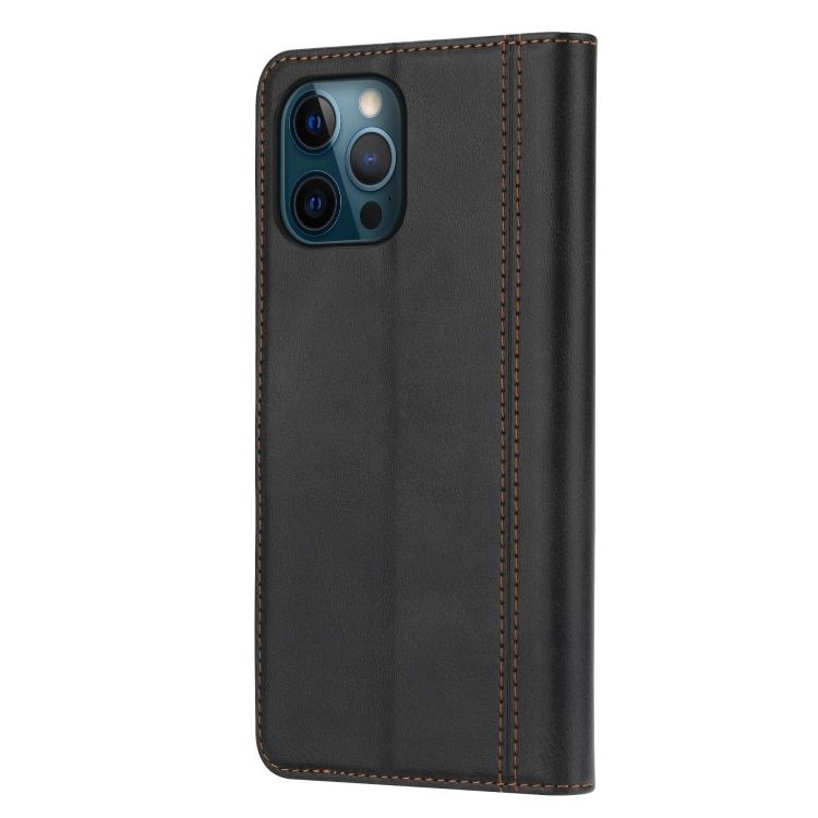 Чехол-книжка на Айфон 13 Pro - черный