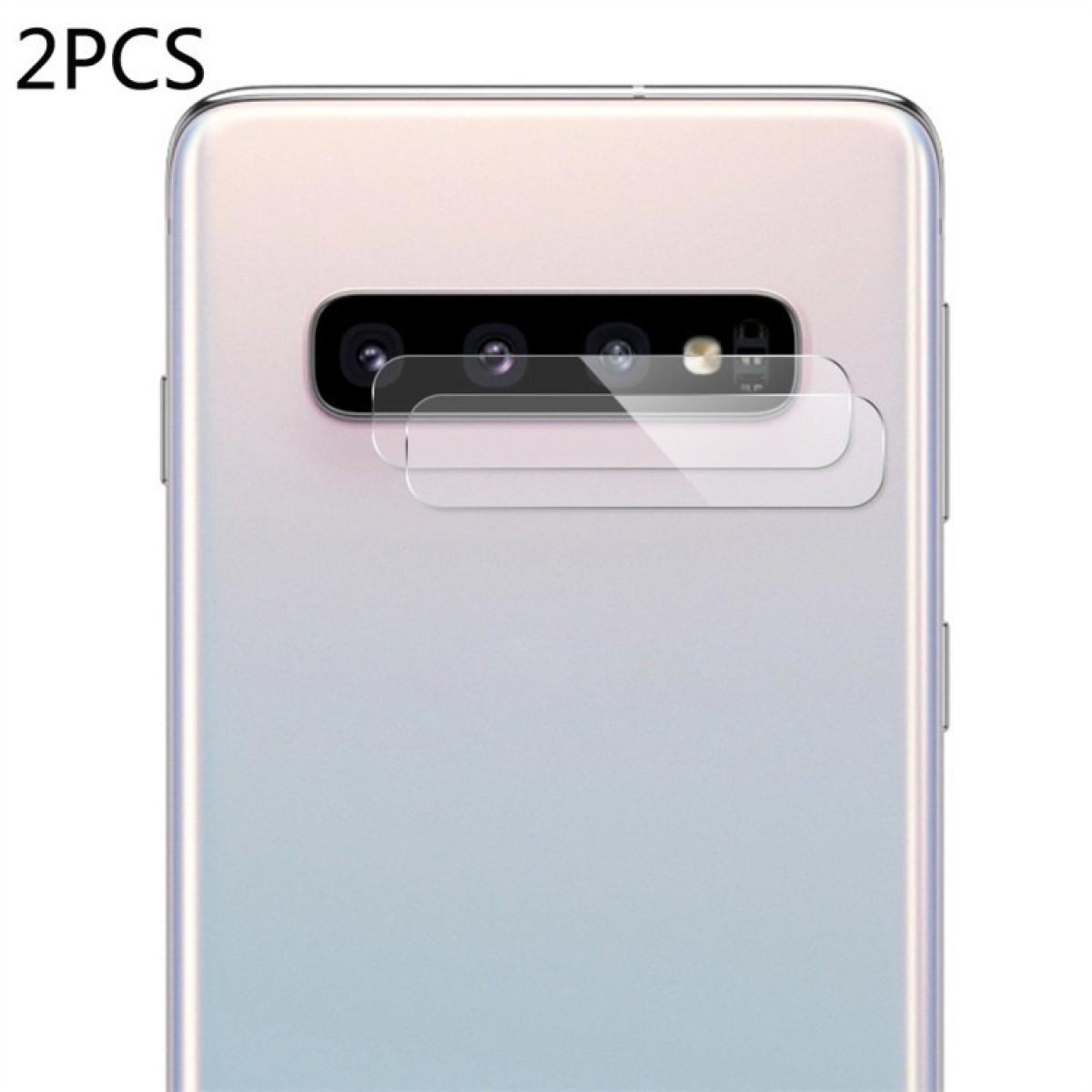 Защитное стекло на камеру ENKAY 0.2mm 9H на Samsung Galaxy S10/ S10 Plus