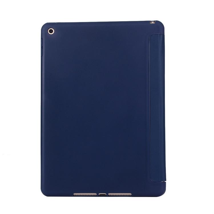Чехол-книжка HMC Three-folding Holder на iPad 8/7 10.2 (2019/2020) - синий