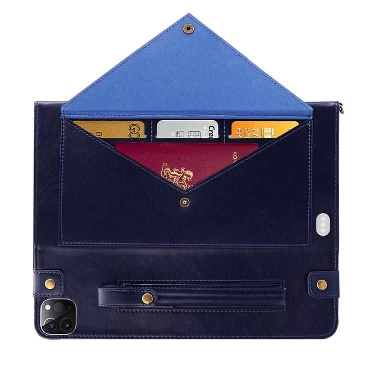 Чехол-конверт с множеством слотов под кредитки на Айпад Про 11