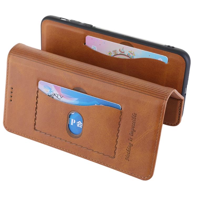 Кожаный чехол-книжка для iPhone SE 2