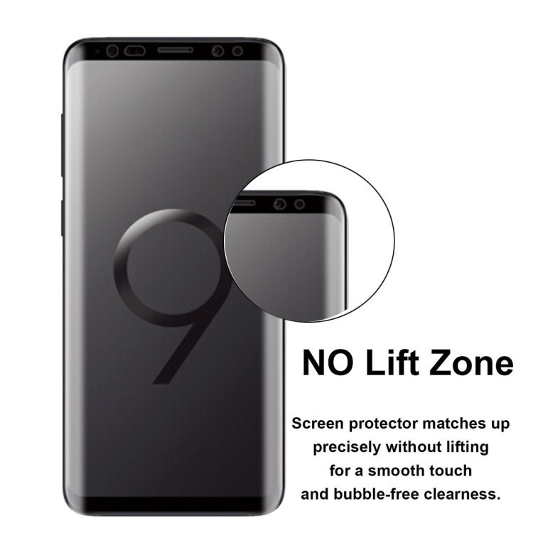 3D Защитная пленка HD PET Screen Protector Film для Galaxy S9+ (G965)