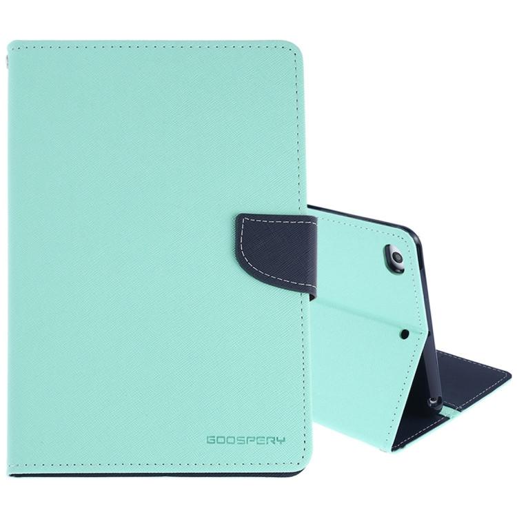 Мятно-синий чехол-книжка для Айпад мини 5