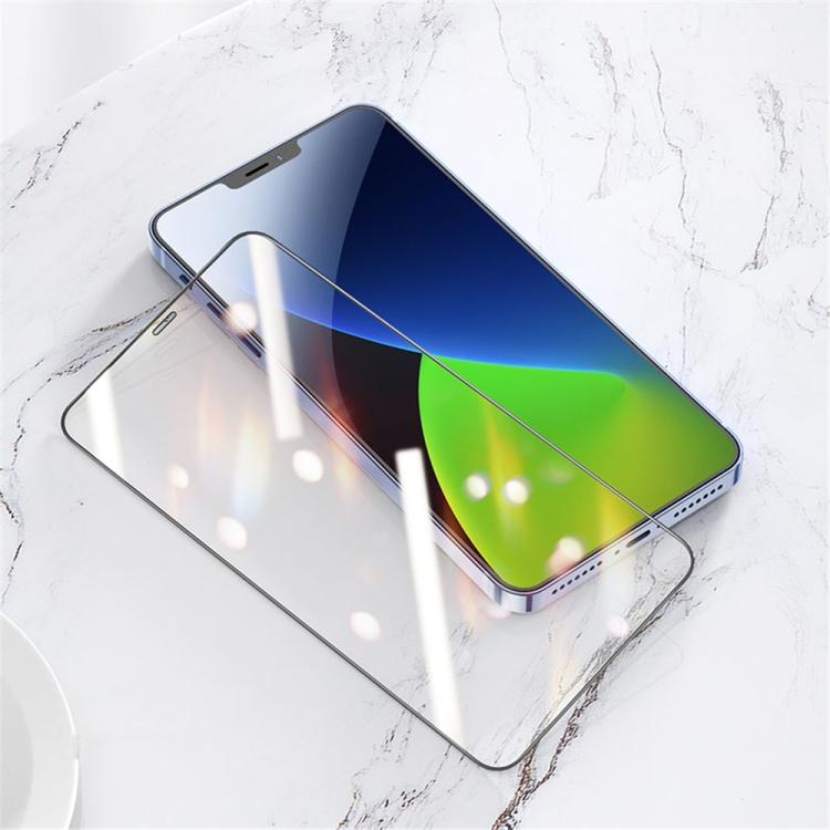Ударостойкое стекло для Айфон 12 Про Макс