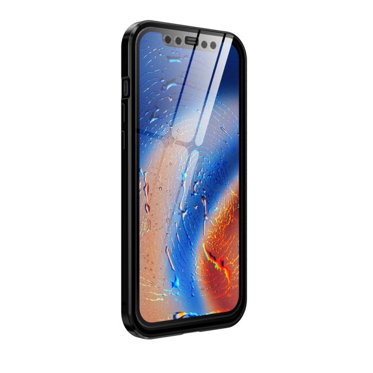 Черный чехол накладка для Айфон 12 Про