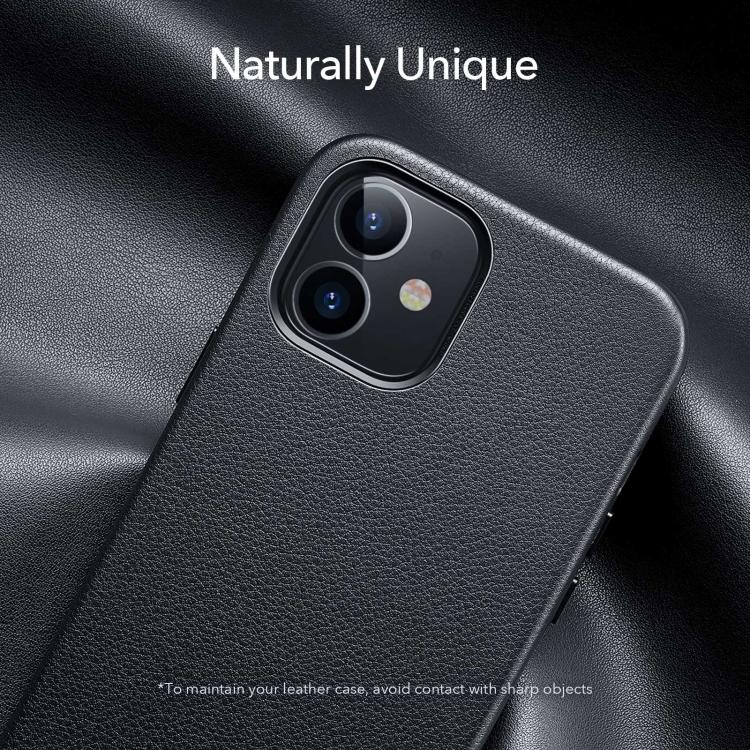Черный чехол накладка для Айфон 12 Мини