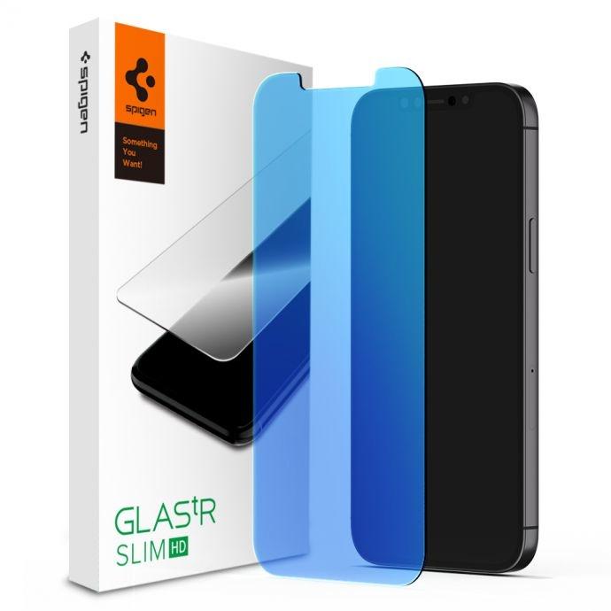 Прозрачное защитное стекло для Айфон 12