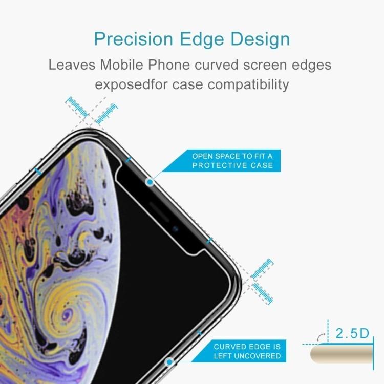 Защитное стекло 9H 2.5D Tempered Glass Film на iPhone 11 Pro Max/Xs Max
