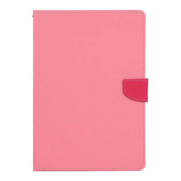 Чехол-книжка MERCURY GOOSPERY FANCY DIARY на iPad 10.2 - розовый