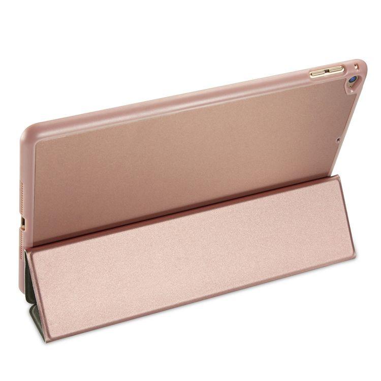 Чехол- книжка DUX DUCIS Skin Pro Series на Айпад Мини 4 / 5- розовое золото