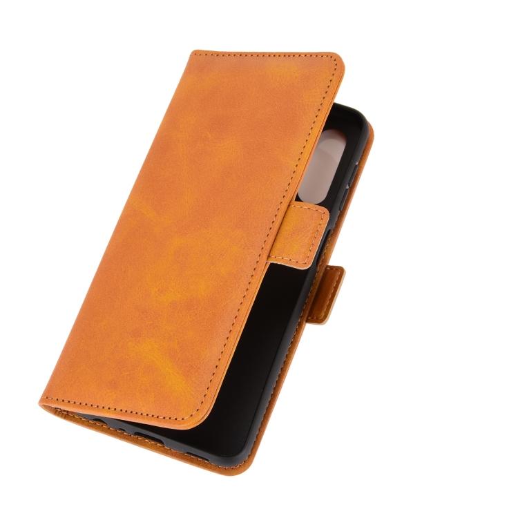 Чехол-книжка с магнитной застежкой для Samsung Galaxy A32 оранжевый