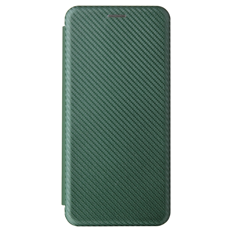 Чехол-книжка Dark Carbon Green на Samsung Galaxy A72