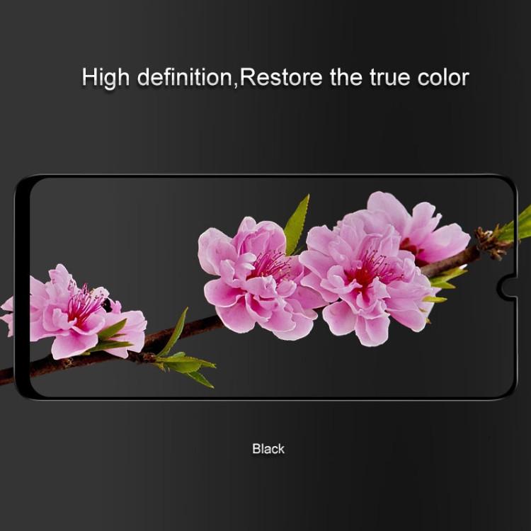 Защитное стекло IMAK 9H Full Screen  Film Pro+ Version на Samsung Galaxy A20 /A30/A30s/A50/A50s/M30/M30s/M31/M21-черное