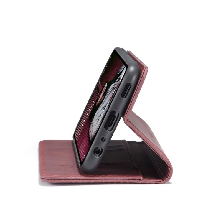 Кожаный чехол-книжка подставка на Samsung Galaxy A32