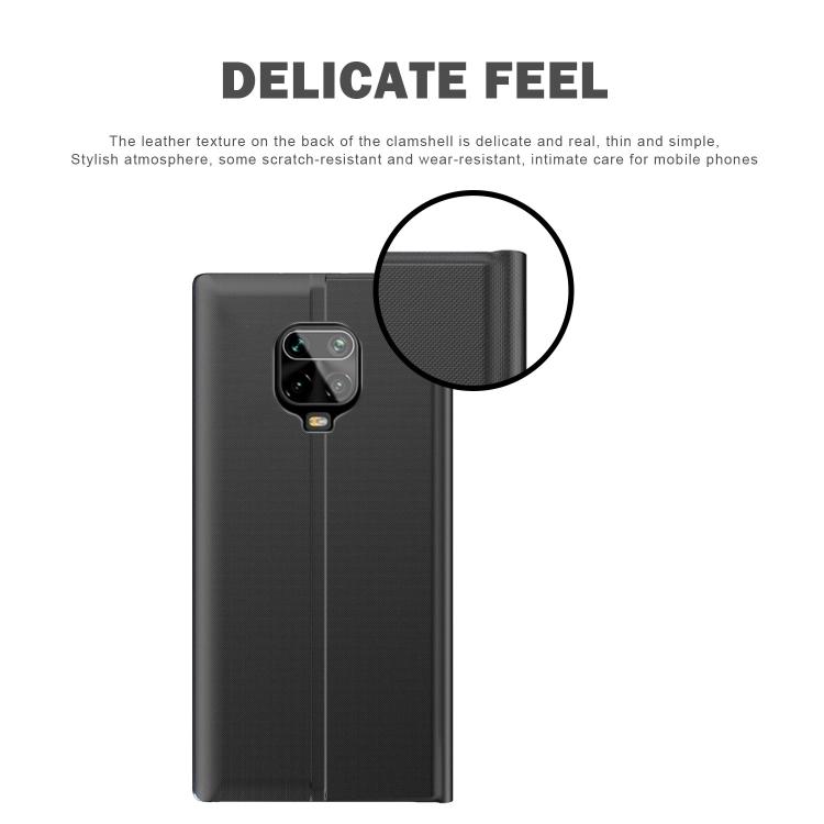 Зеркальный чехол для Xiaomi Redmi Note 9S / Note9 Pro / Note 9 Pro Max