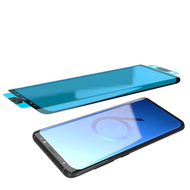 Гибкое стекло на весь экран для Samsung Galaxy S20