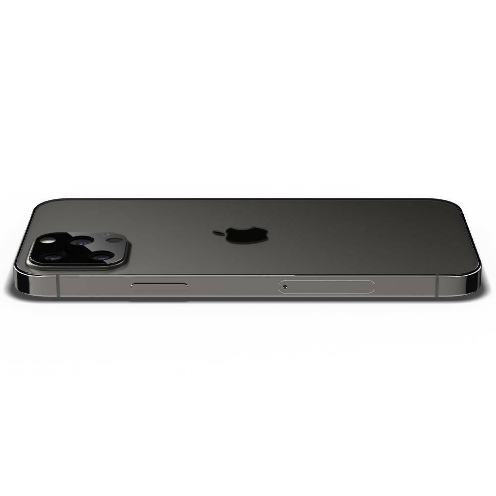закаленное стекло на модуль камеры для Айфон 12 Про