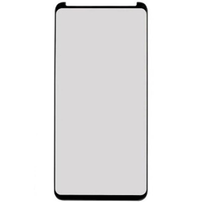 Защитное стекло с черной рамкой для Самсунг Гелекси С9