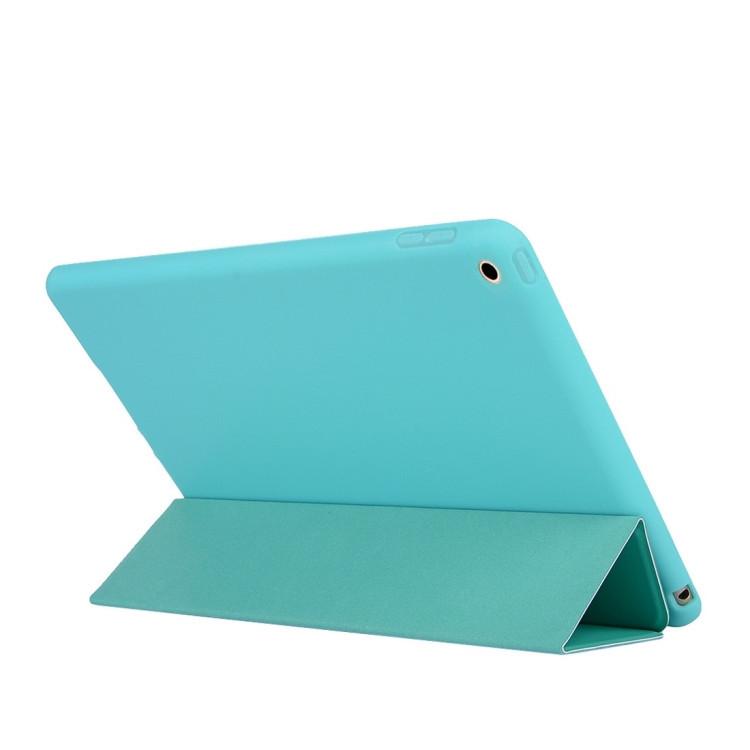 Зеленый чехол-книжка Three-folding HMC  для iPad 8/7 10.2
