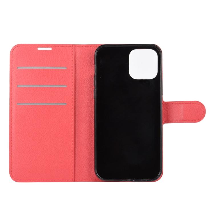Чехол-книжка для Айфон 12 с слотами под кредитки на Айфон 12