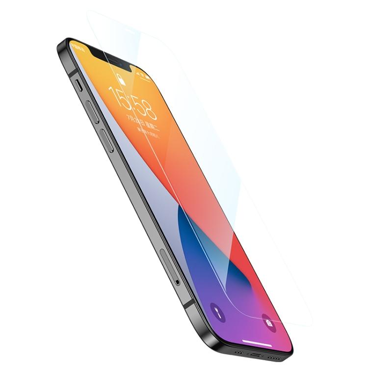 Каленое защитное стекло для Айфон 12 Про Макс