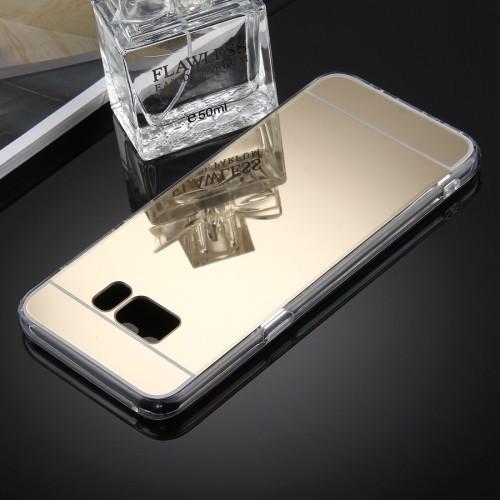 Акриловый зеркальный чехол для Samsung Galaxy S8 +