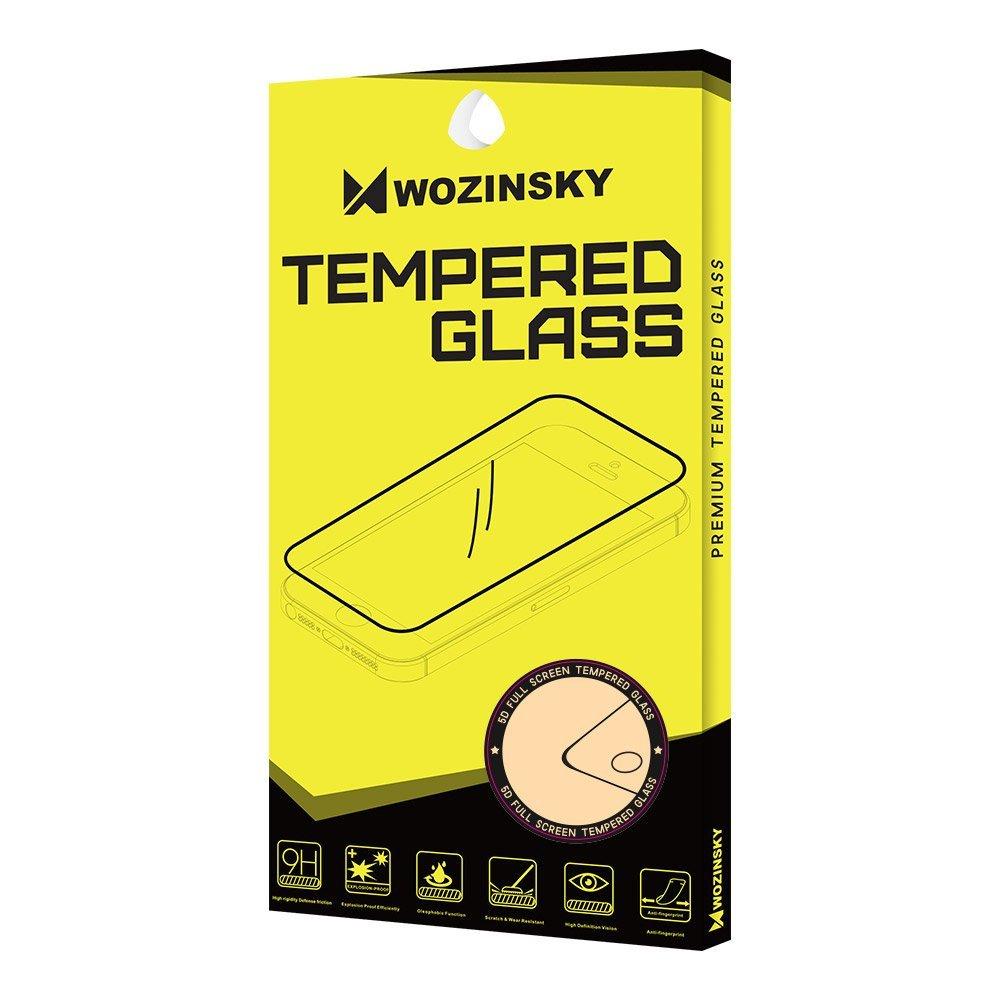 Защитное стекло Wozinsky Tempered Glass Full Glue на Xiaomi Redmi Note 10 Pro - черное