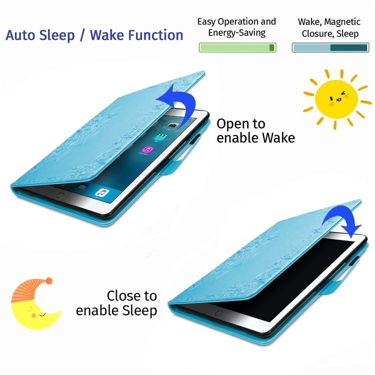 Чехол-книжка с магнитной застежкой для iPad 12/12 Pro