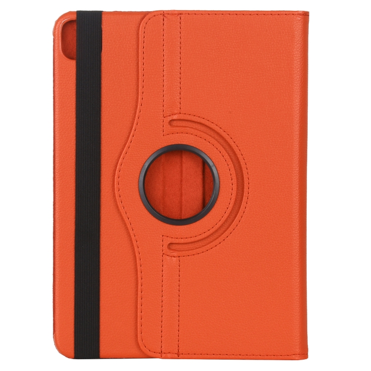 Чехол-книжка на Айпад Про 12.9 (2021/2020) - оранжевый