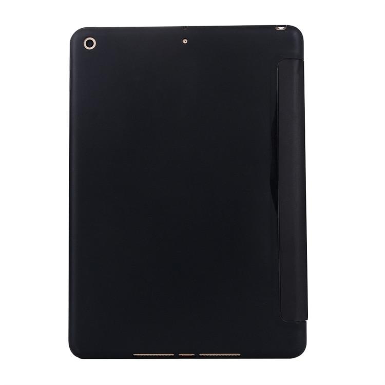 Чехол-книжка HMC Three-folding Holder на iPad 8/7 10.2 (2019/2020) - черный