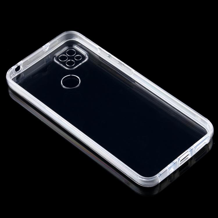 Силиконовый ударостойкий чехол накладка для Сяоми Редми 9С