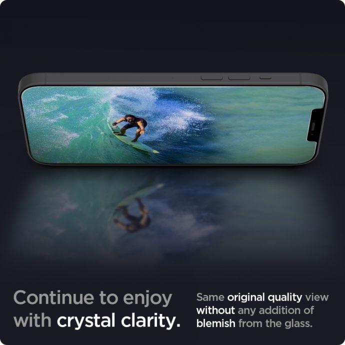 Прочное защитное стекло на Айфон 12