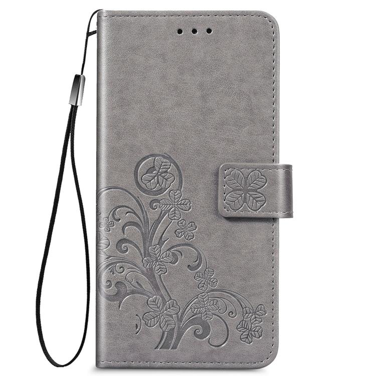 Чехол-книжка Four-leaf Clasp  на Samsung Galaxy S21