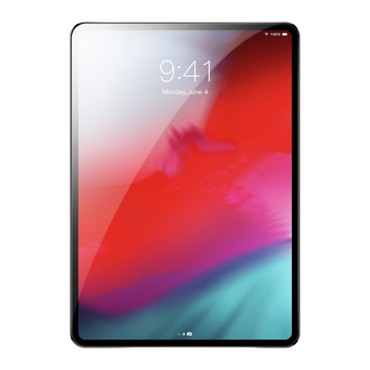 Защитное стекло Baseus 0.3mm 9H Anti-scratch Slim для iPad Pro 12.9 (2020/2018)