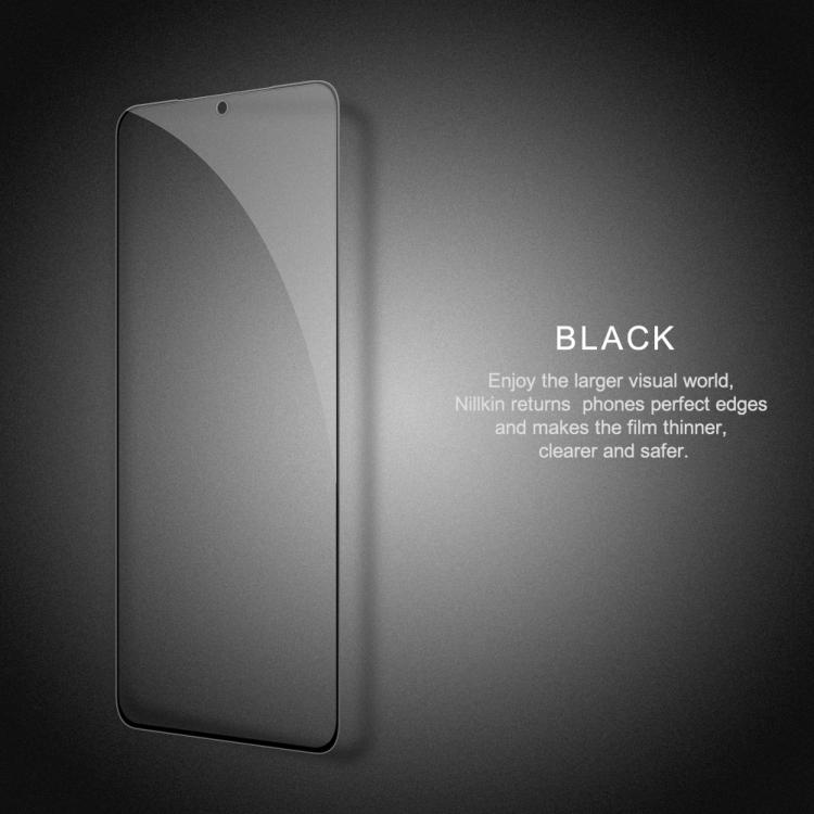 Защитное стекло с черной рамкой для Самсунг Гелекси С21