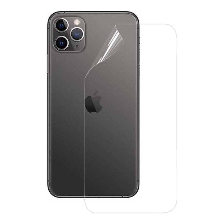 Защитная пленка на заднюю панель HMC Soft Hydrogel Series на iPhone 11 Pro Max
