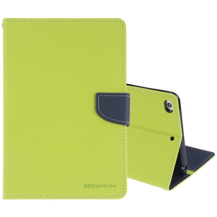 Зеленый чехол-книжка для Айпад мини 5