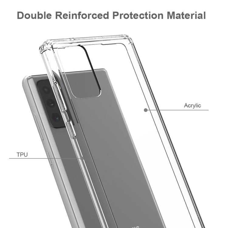 Ударозащитный чехол на Samsung Note 20