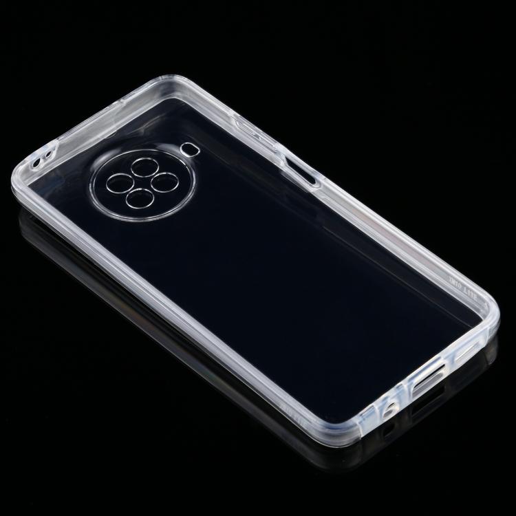 Ударостойкий чехол накладка прозрачный для Сяоми Ми 10Т Лайт