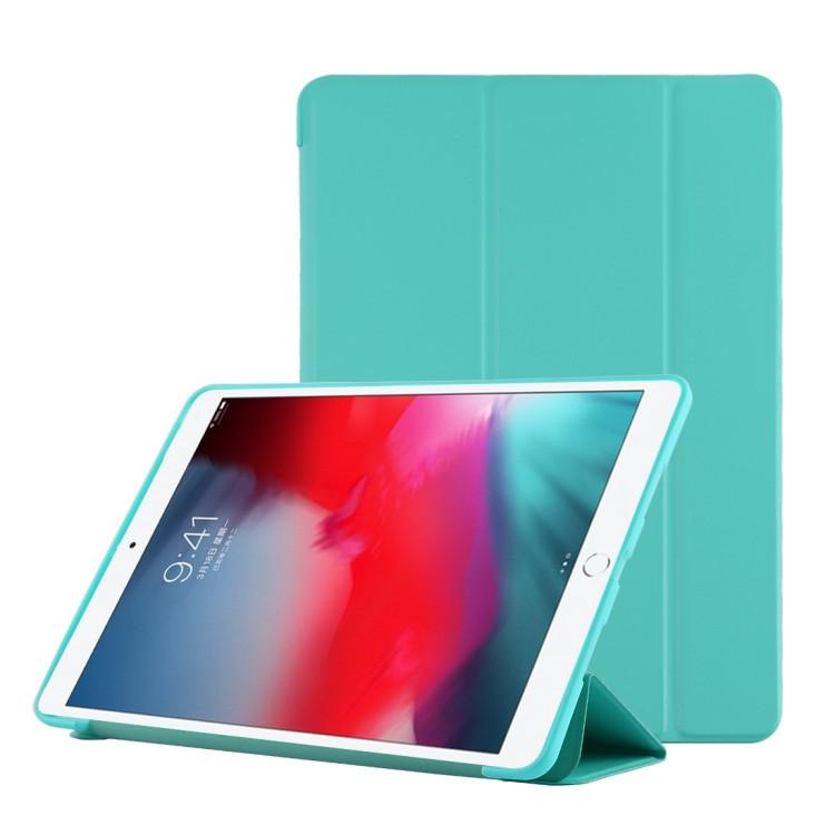 Чехол- книжка ES case Foldable Deformation с силиконовым держателем на iPad Air3 2019-мятно-зеленый
