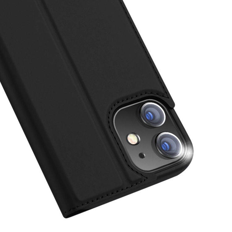 Чехол-книжка DUX DUCIS Skin Pro Series на Айфон 12 /12 Pro - черный