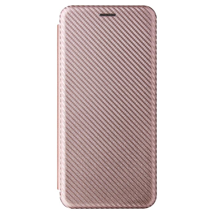 Чехол-книжка Carbon Fiber Texture на Samsung Galaxy A72