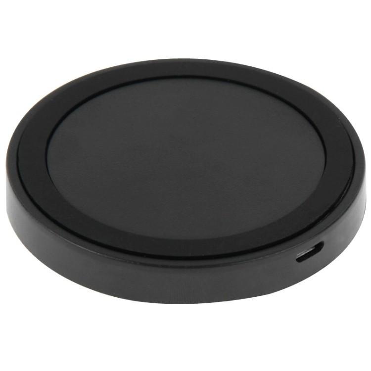 Беспроводная Зарядная станция A1 Qi Standard Grey Black для Samsung/ iPhone