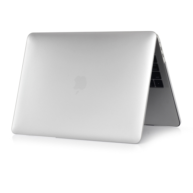 Защитный чехол Crystal Style на Macbook Pro 16 - прозрачный