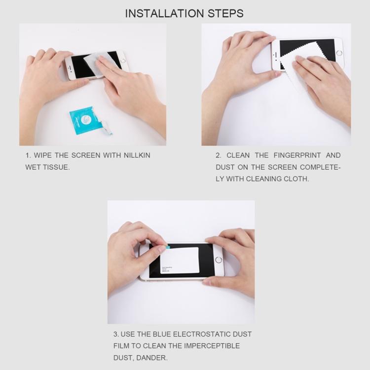 Защитное стекло Nillkin CP+PRO для Samsung Galaxy A11/M11 - черное