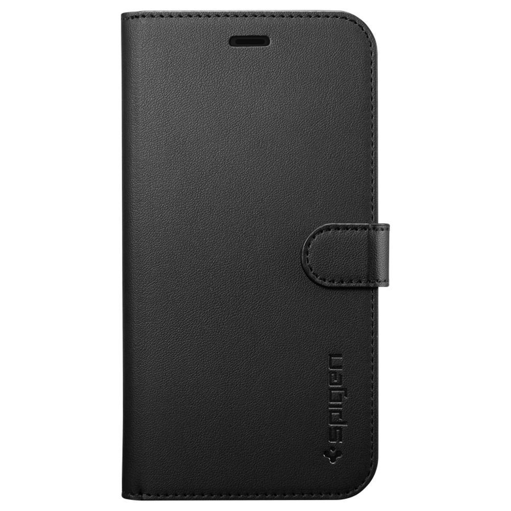 Чехол- книжка Spigen Wallet S на iPhone XR black