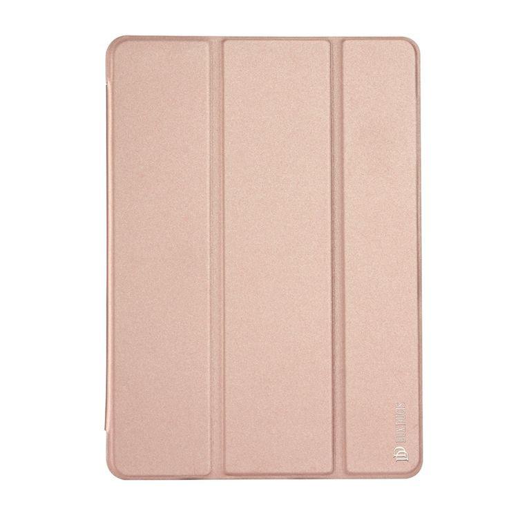 Чехол- книжка DUX DUCIS Skin Pro Series на iPad Mini 4 / 5- розовое золото