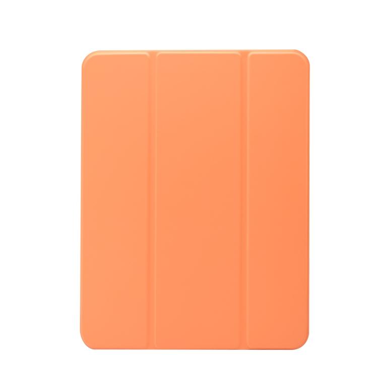 Оранжевый чехол-книжка с складной подставкой для Айпад Про 11