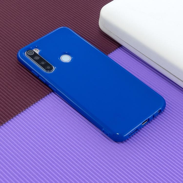 Защитный чехол  Candy Color на  Realme C3/Realme 5 - синий